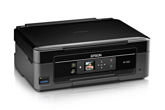 Epson Expression Home XP-300 Small-in-One All-in-One ...