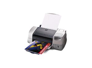Epson Stylus Photo 875DCS Ink Jet Printer