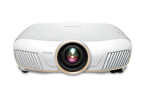 Home Cinema 5050UB 4K PRO-UHD Projector with Advanced 3-Chip Design and HDR10