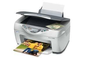 Epson Stylus CX5400 All-in-One Printer