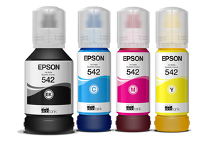 EcoTank 542 Ink Bottles