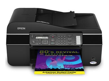 Epson Stylus NX305