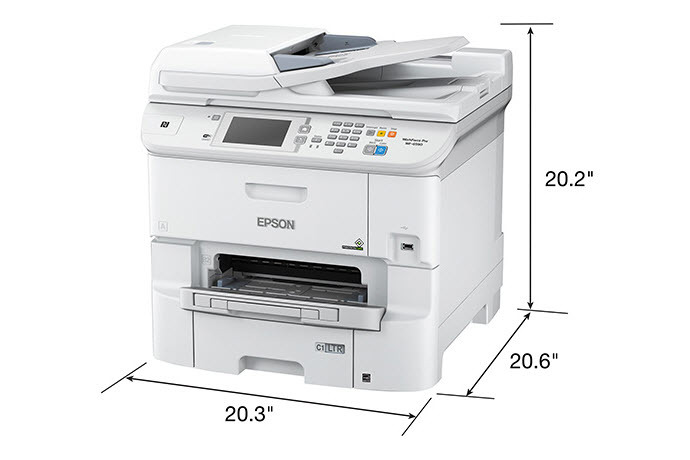 Impresora Epson WorkForce Pro WF-6590