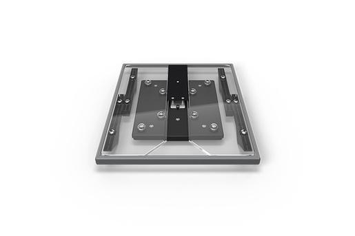 Optional Medium Grooved Garment Platen