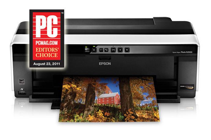 Epson Stylus Photo R2000 Inkjet Printer