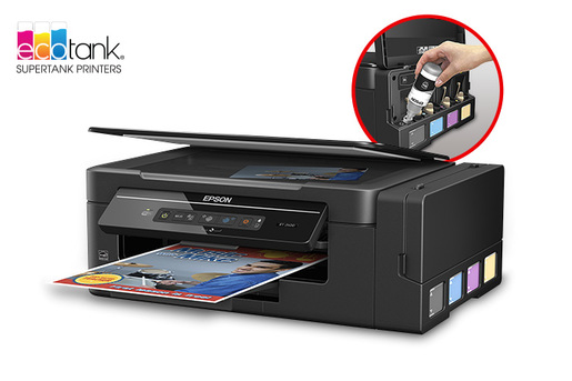 Expression ET-2600 EcoTank All-in-One Printer