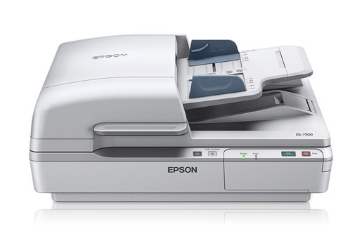 Epson WorkForce DS-7500 Color Document Scanner - Refurbished