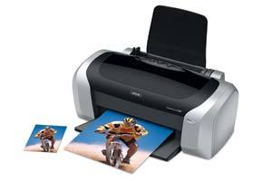 Epson Stylus C88 Ink Jet Printer
