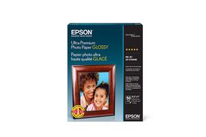 Epson picturemate charm compact photo printer pm 225 inkjet ultra premium photo paper glossy 85 x 11 malvernweather Gallery