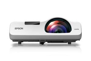 PowerLite 520 XGA 3LCD Projector