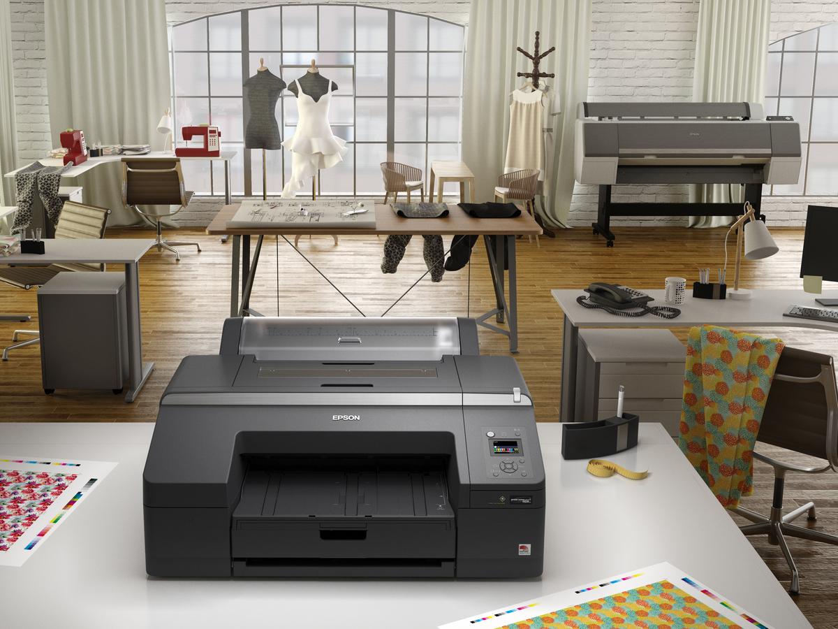 Epson SureColor SC-P5000 Photo Graphic/Proofing Inkjet Printer