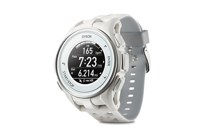 ProSense 307 GPS Multisport Watch - White