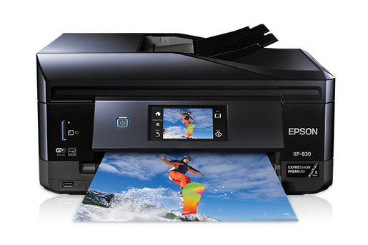 Expression Premium XP-830 Small-in-One All-in-One Printer
