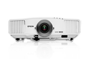 PowerLite Pro G5450WU WUXGA 3LCD Projector with Standard Lens