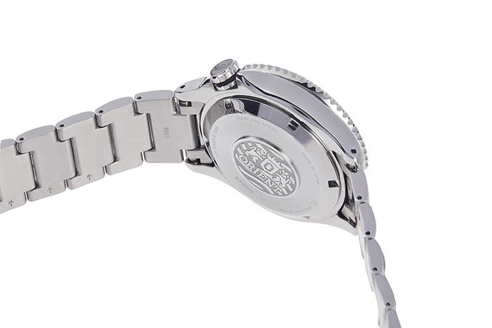 ORIENT: Mechanisch Sport Uhr, Metall Band - 43.4mm (RA-EL0001B)