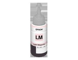 Botella de Tinta Magenta Claro Epson 673