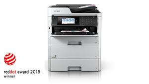 Epson WorkForce Pro WF-C579R Duplex All-in-One Inkjet Printer