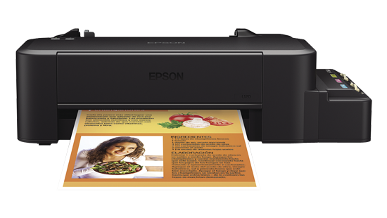 Epson L120 Ink Tank Printer | Ink Tank System | Epson