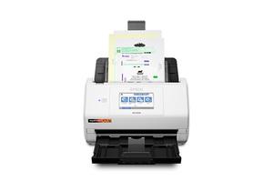RapidReceipt™ RR-600W Wireless Duplex Touchscreen Desktop Receipt and Color Document Scanner
