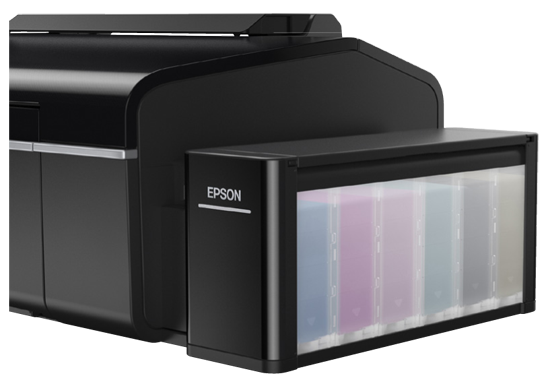 Epson L805 WiFi Multifunction InkTank Photo Printer