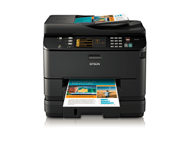 Epson WorkForce Pro WP-4540 | WorkForce Series | All-In-Ones