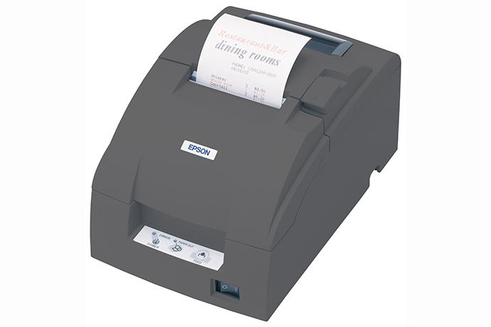 TM-U220 Receipt/Kitchen Printer