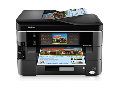 epson workforce 840 workforce series all in ones printers rh epson com Epson Workforce 840 Ink Photo Paper Epson Workforce 840