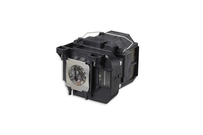 Epson ELPLP67 Replacement Projector Lamp Bulb - 200 W Projector Lamp - UHE  - 4000 Hour Normal, 5000 Hour Economy Mode