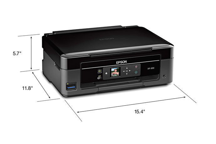 Epson Expression Home XP-300 Small-in-One All-in-One Printer