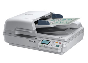 Epson WorkForce DS-7500 Flatbed Document Scanner with Duplex ADF