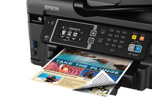 Epson WorkForce WF-3620 All-in-One Printer