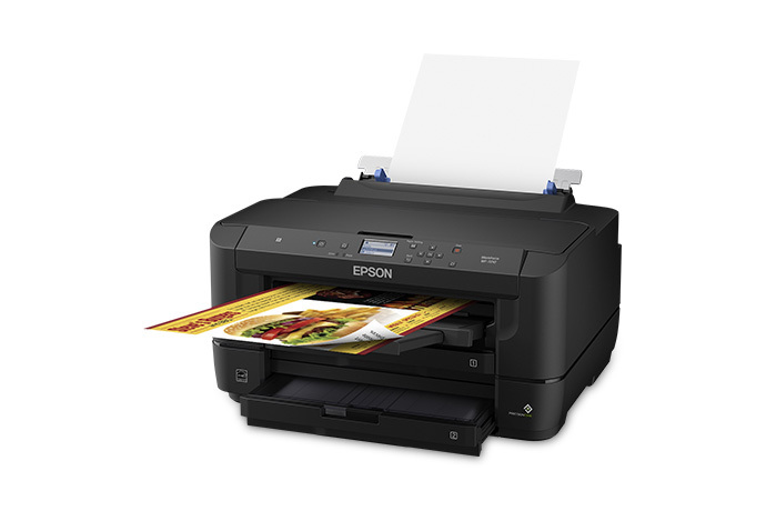 WorkForce WF-7210 Wide-format Printer