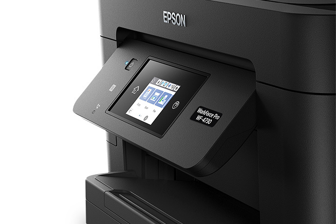 Epson WorkForce Pro WF-4730 All-in-One Printer