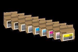 Epson 760 Ink