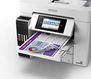 EcoTank L6580 Wi-Fi Duplex Multifunction ADF InkTank Office Printer with PCL support