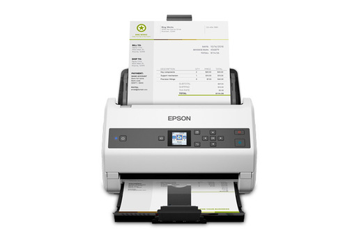 DS-870 Document Scanner