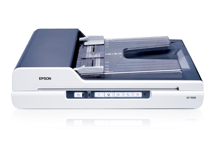 epson workforce gt-1500 color document scanner | desktop document