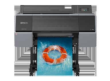 Epson SureColor P7570 wide-format inkjet printer