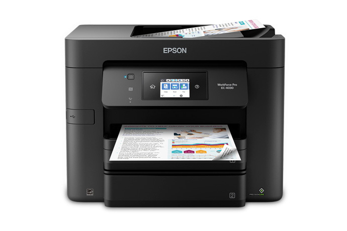 WorkForce Pro EC-4030 Color Multifunction Printer