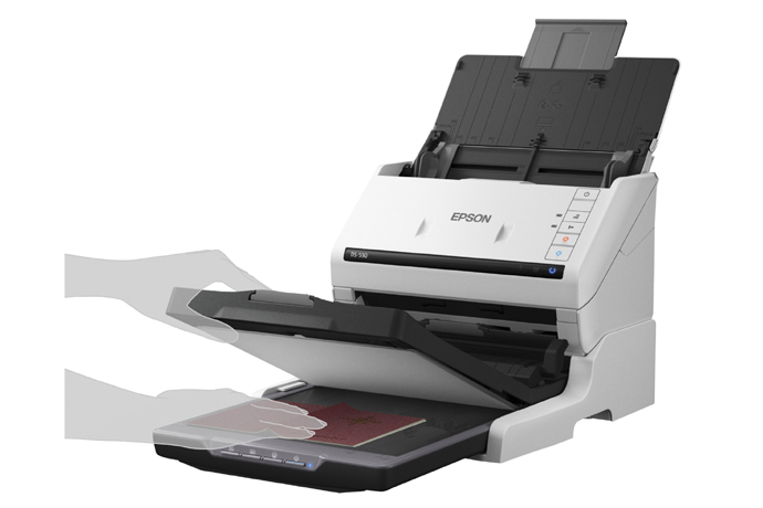 Epson DS-530 Colour Duplex Document Scanner