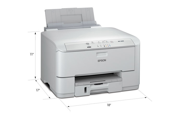 Epson WorkForce Pro WP-4090 Network Color Printer with PCL