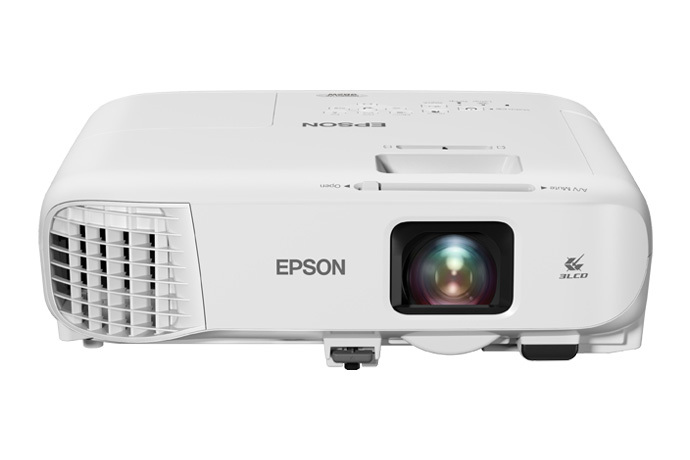 PowerLite 982W 3LCD WXGA Classroom Projector with Dual HDMI