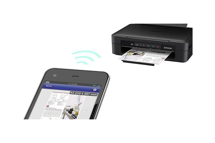 Epson Expression XP-211 All-in-One Printer