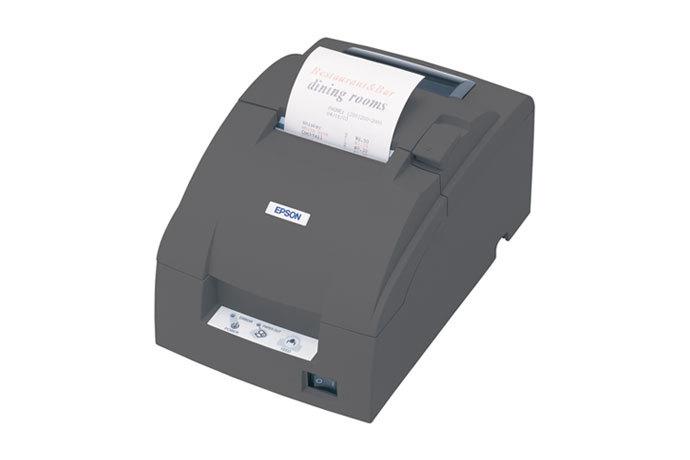 호텔 및 리조트용 영수증 프린터 TM-U220B