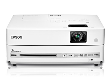 PowerLite Presenter WXGA 3LCD Projector/DVD Player Combo