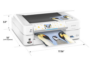 Epson Artisan 725 All-in-One Printer - Arctic Edition