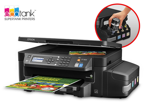 Expression ET-3600 EcoTank All-in-One Supertank Printer