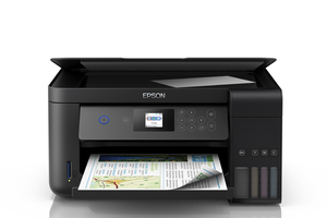 Impressora Multifuncional EcoTank L4160