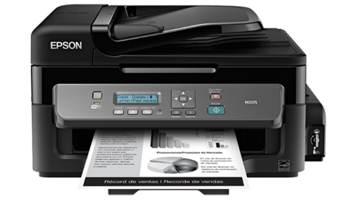 Impresora Epson WorkForce M205 (110V)