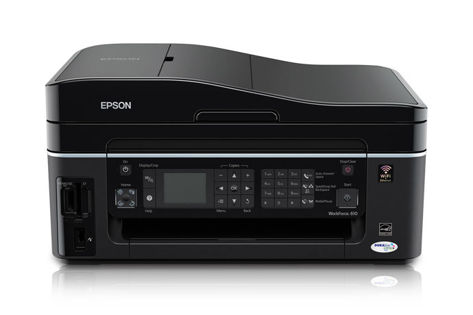 epson workforce 610 all in one printer inkjet printers for rh epson com Epson Workforce Fax Printhead for Epson Workforce 600